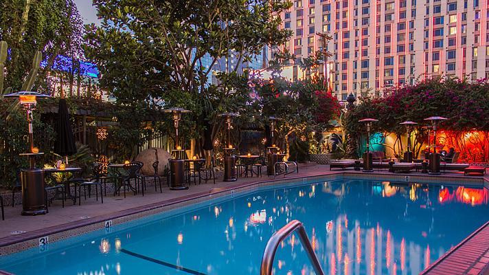 Hotel Figueroa Humble Luxury