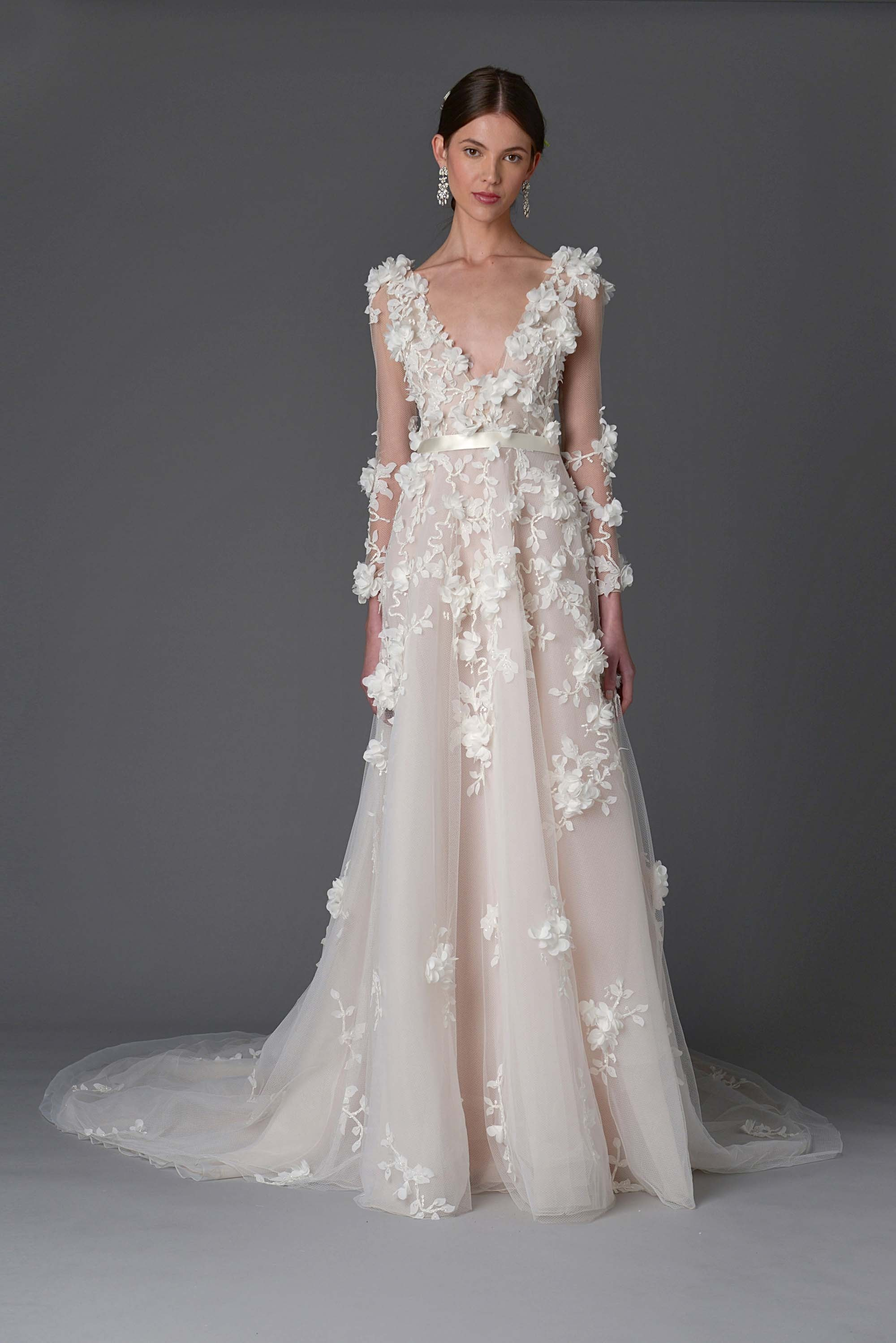 Image courtesy of Marchesa via vogue.com