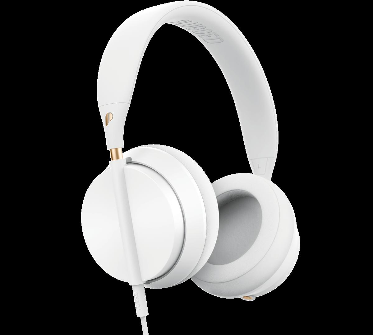 Plugged Headphones