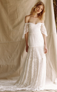 The Monrose Gown by Free People