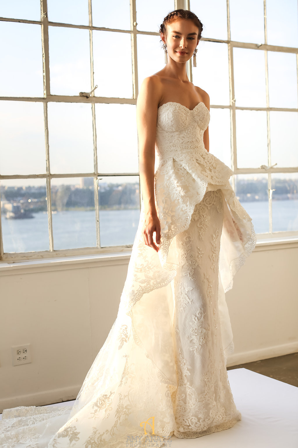 Dress by Marchesa Image by Amy Anaiz Photography