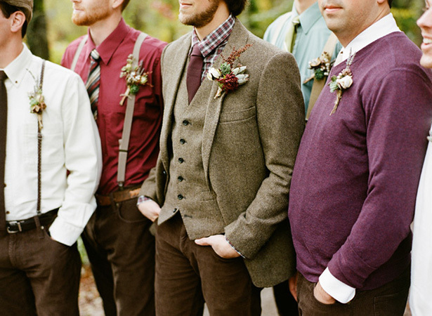 Berry Tones and Browns | Image by Ryan Ray