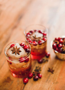 Cranberry Bourbon | Image by Bring to Light Photography