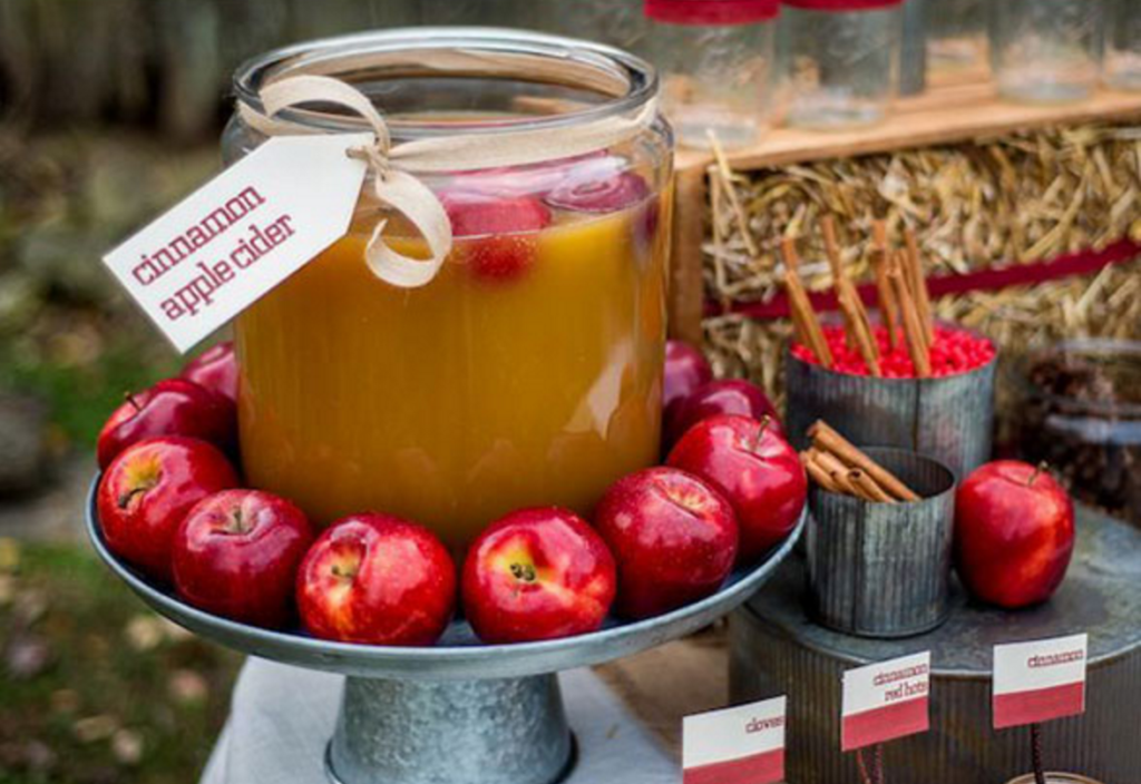 Hot Apple Cider | Image by Ace Photography