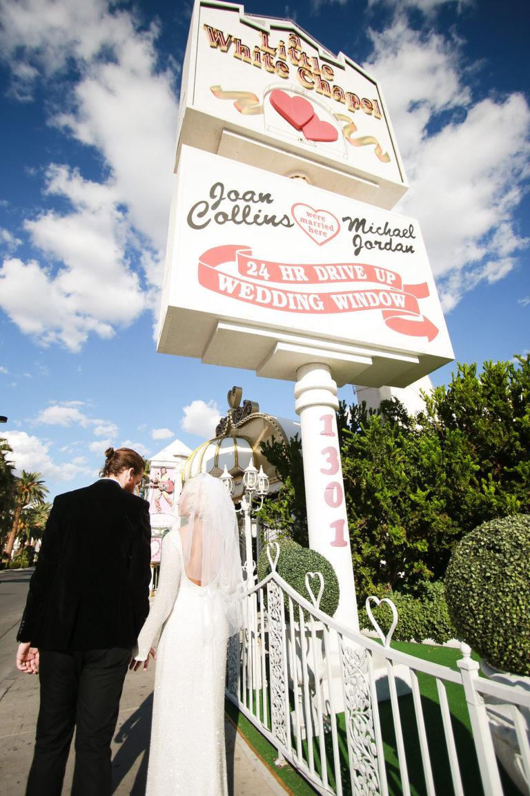Alexa loo wedding